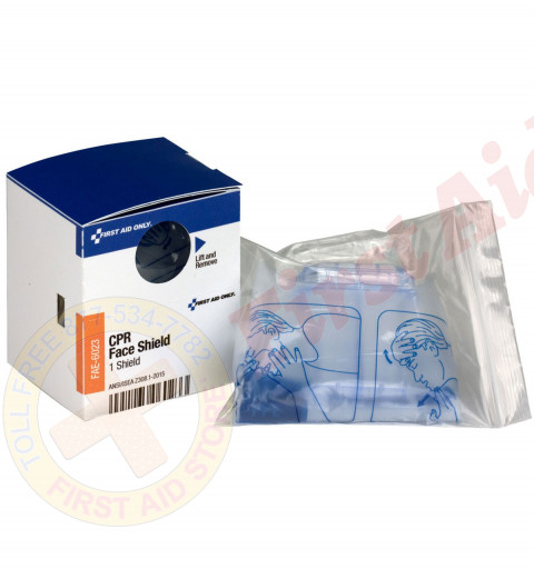 The CPR Mask, 1 Per Box - SmartTab EzRefill