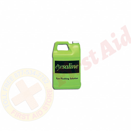 The Honeywell Fendall / EyeSaline Brand  Solution for Porta Stream I & II - 1 Gallon