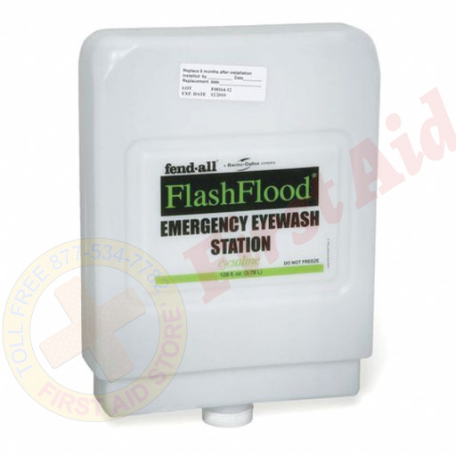 The Honeywell Fendall / EyeSaline Brand  Flash Flood Refill Cartridges (#401) - 1 Each