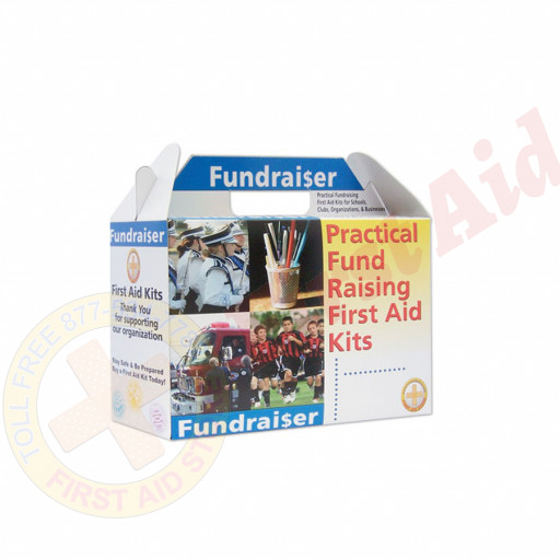 The First Aid Only® Fundraising Carry Tote