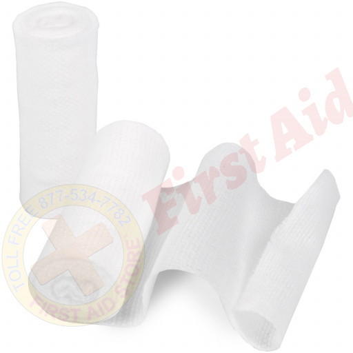 "Dynarex Conforming Gauze Roll Bandage, Non-Sterile 3"" - 1 Each"