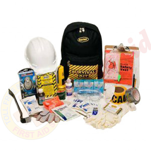 The MayDay Brand Office/Classroom Survival Kit