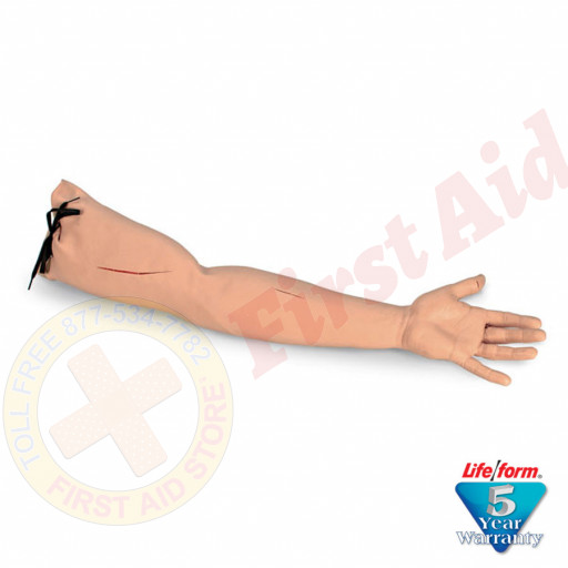 The Life/form® Suture Practice Arm