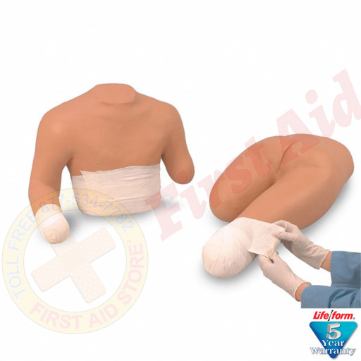 The Life/form® Stump Bandaging Simulators - Set of 2