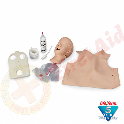 The Life/form® Child Airway Update Head for Resusci Junior