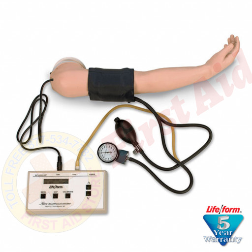 The Life/form® Blood Pressure Arm, Child