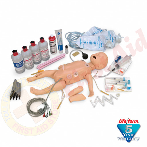 The Life/form® Infant CRiSis Mannequin