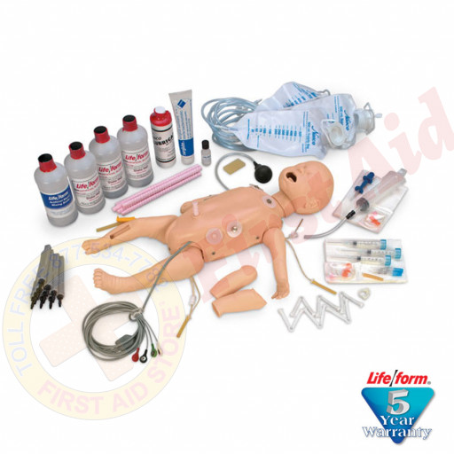 The Life/form® Deluxe Infant CRiSis Mannequin