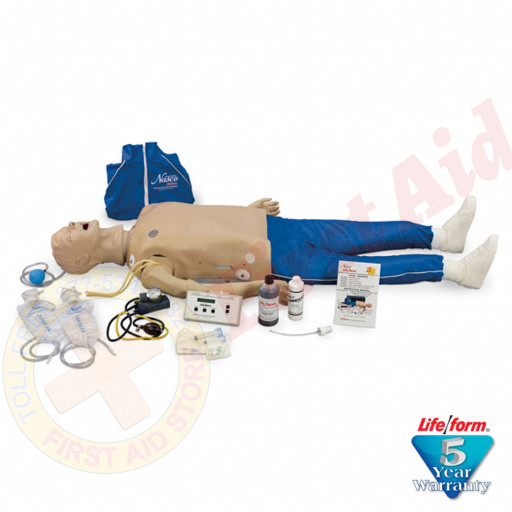 The Life/form® Complete Adult CRiSis Mannequin