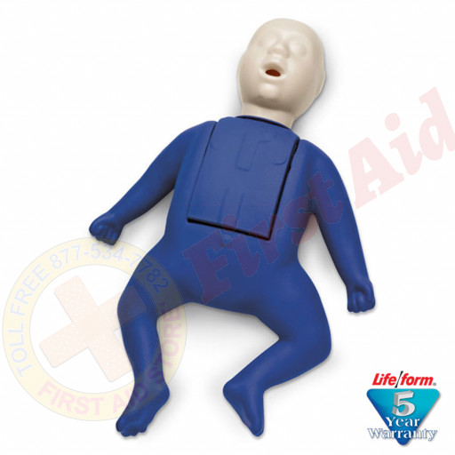 The CPR Prompt™  Infant Mannequin - Blue