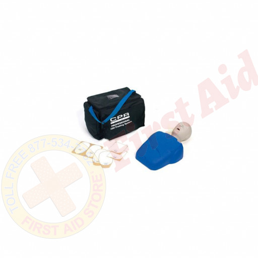 The CPR Prompt™ CPR/AED Training Pack w/ Premium Bag