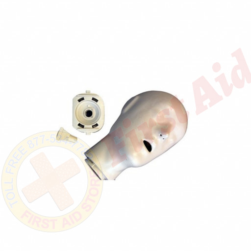 The CPR Prompt™ Adult/Child Head Assembly - Tan