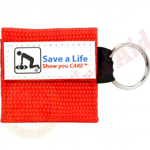 The American CPR Training™ Mini CPR Keychain