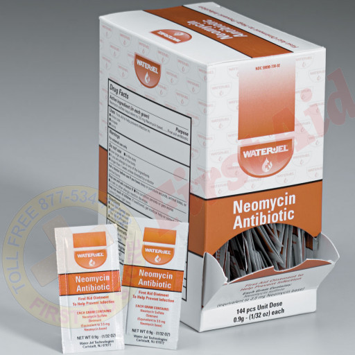 The Neomycin Antibiotic Ointment - 144 Per Box