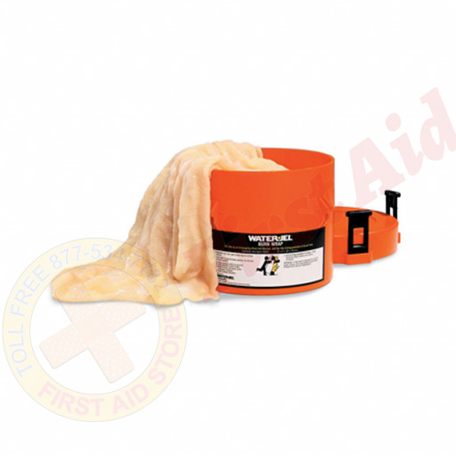 The Water Jel® 3' x 2.5' Burn Wrap w/ Canister - 1 Each
