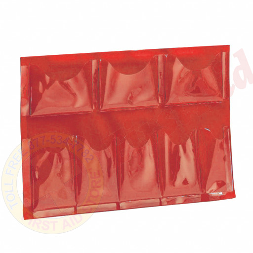 The First Aid Store™ Pocket Liner - 2 Shelf Cabinet