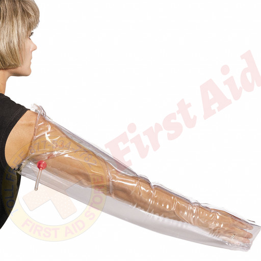 The First Aid Store™ Splint, Inflatable Air - Full Arm