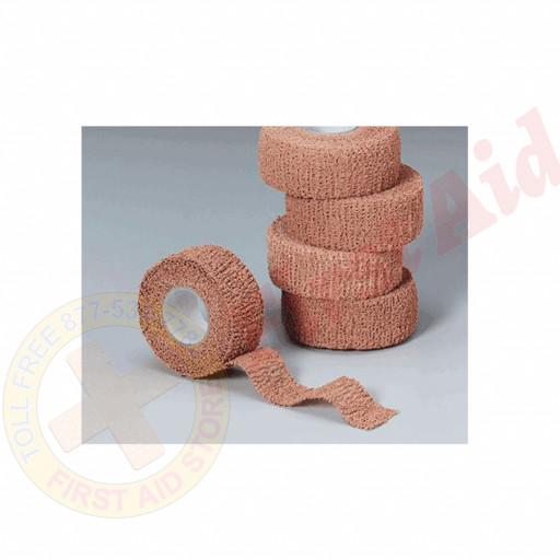 "The First Aid Store™ 1"" x 5 yd. Cohesive Elastic Bandage - 1 ea"