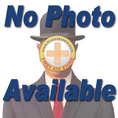 The Procedural masks,  3 per ziplock bag, Blue
