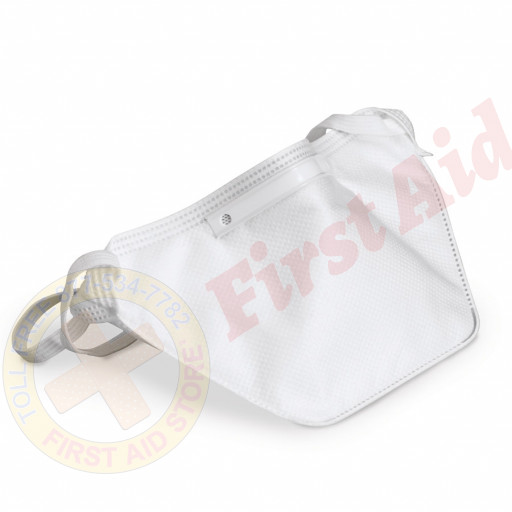 The First Aid Store™ N95 Particulate Respirator Mask - Duckbill Style, 20 Per Box