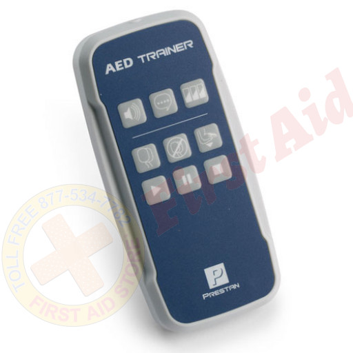 The Prestan™ Professional AED Trainer Remote, 1 each