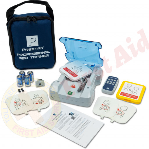 The Prestan Professional AED Trainer Kit