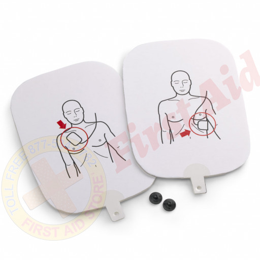 The Prestan™ Professional AED Trainer Pads, 1 Set