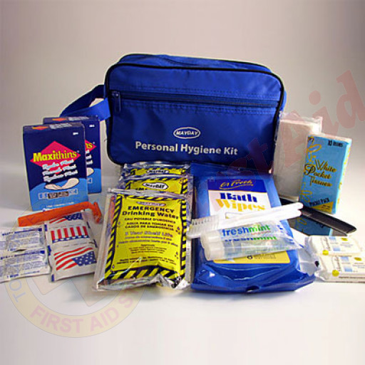 The MayDay Industries Emergency Gear Deluxe Hygiene Kit