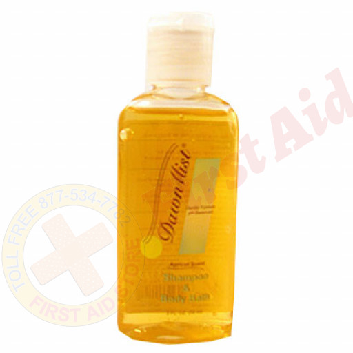 The Dawn Mist Shampoo and Body Bath w/ Twist Cap