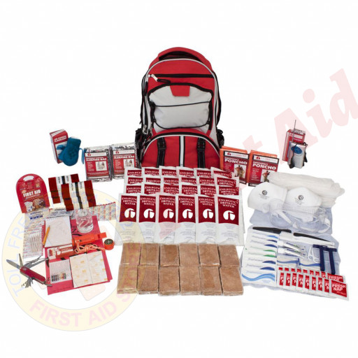 The Guardian Survival Gear 2 Person Guardian Deluxe Survival Kit