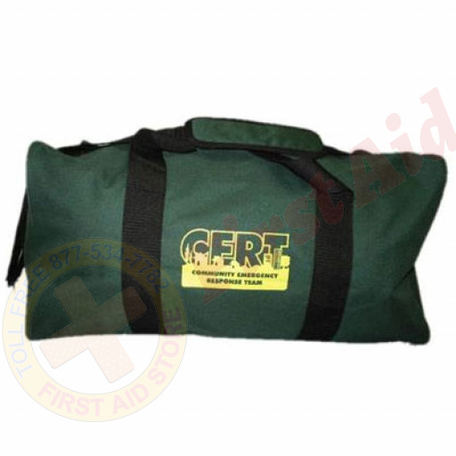 The MayDay Industries Emergency Gear Duffel Bag w/ C.E.R.T. Logo