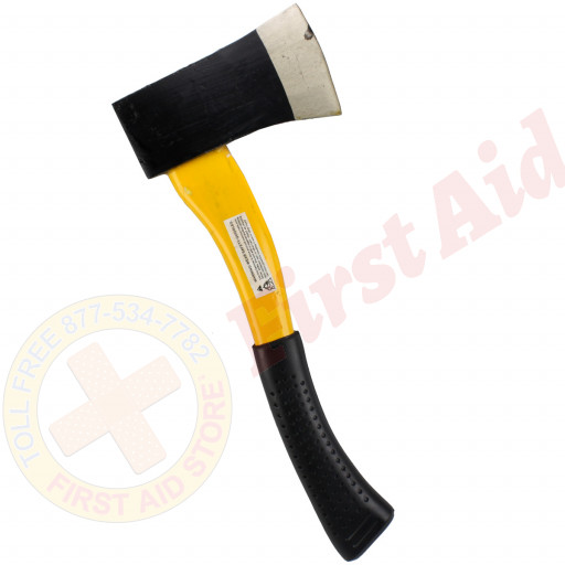 The MayDay Industries Emergency Gear Camp Axe Rubber Handle