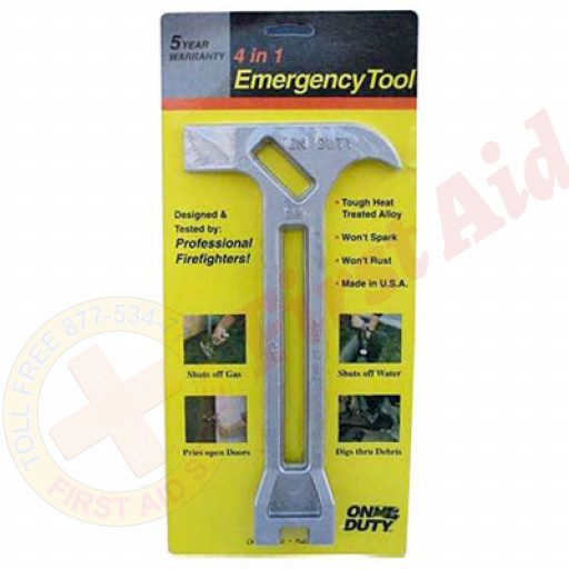 The On Duty Brand  Gas & Water Shut Off Tool