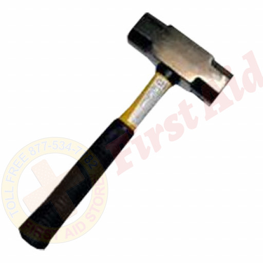 The MayDay Industries Emergency Gear 3 lb. Short Sledge Hammer