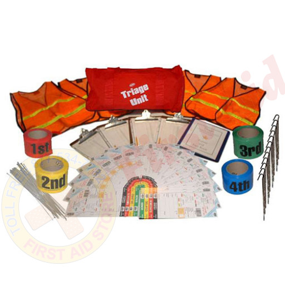 The Mayday Brand Basic Triage Unit Kit
