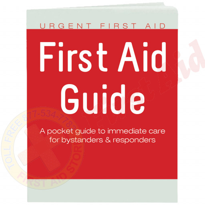 The First Aid Guide Book, 1 Each - SmartTab EzRefill