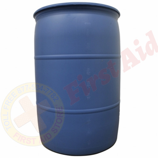 The MayDay Industries Emergency Gear 55 Gallon Water Barrel DOT Approved