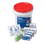 The 1 Day LifeSecure Extended Emergency Shelter-In-Place Combo Kit, 25 Person