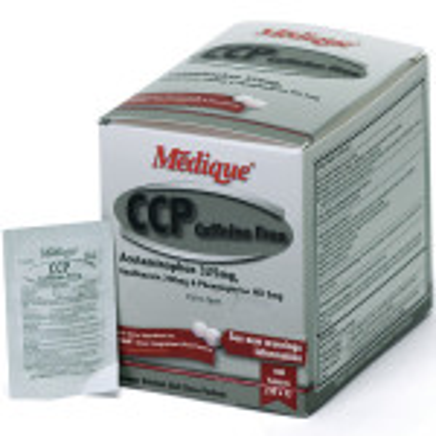 The Medique CCP Caffeine Free, 100/box