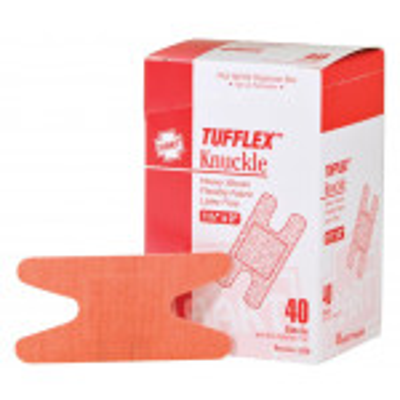 The Heavy Woven Knuckle Bandage, 40 Per Dispenser Box
