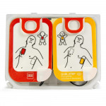 The LIFEPAK CR2 Replacement Quick-Step Adult/Child Electrodes, 1-set