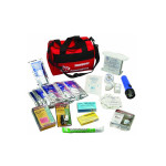 The Urgent First Aid™ Deluxe Earthquake Preparedness Kit - 62 Pieces
