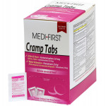 The Medi-First Brand Cramp Tabs / Fem Relief Tablets - 250 Per Box