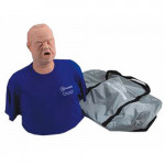 The Simulaids Obese Choking Mannequin w/ Carry Bag