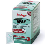 The Medique Extra Strength APAP, 100/box