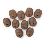 The Simulaids Kim/Kate African American Channel Mouth/Nose Piece - 10 Per Pack