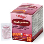 The Medique Mediproxen, 50/box