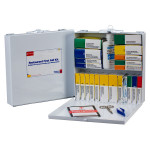 The First Aid Only® Restaurant First Aid Kit - Metal - Meets OSHA Regulations