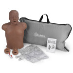 The Simulaids Paul Compact CPR Training Mannequin