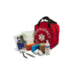 The Urgent First Aid™ Standard Emergency Medical Kit - 93 Pieces